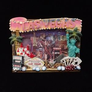❌SOLD❌ Las Vegas Picture Frame - New